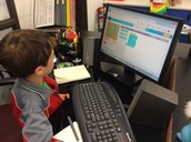 Participating in the Hour of Code