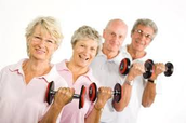Special membership rates for over 55s