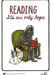 Book Wars...The Reader Awakens!