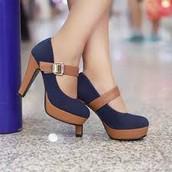Hip High Heels
