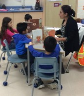 Gr. 1 - Meet with the Teacher
