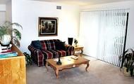 Spacious living room views