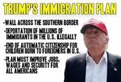 Donald Trump on Immigration