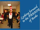 ¡¡Mirando hacia el futuro para el Desfile de los Libros!!