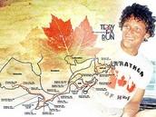 Marathon of Hope Route