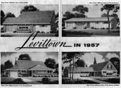 Levittown Ad in 1957