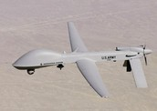 UAV (Unmanned Aerial Vehicle) Drone