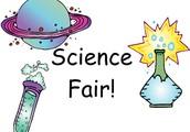 Science Fair Updates/Reminders