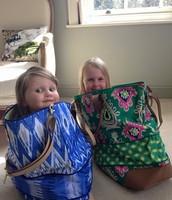Two Getaway bags