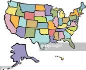 9. En los Estados Unidos...
