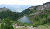 This is lake Nemuans