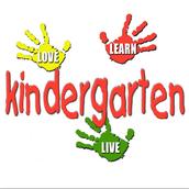 Calling All Kindergarteners