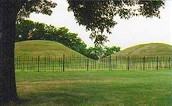 indian burial mounds