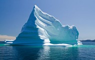Idiom- The tip of the iceberg.