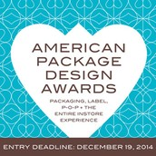 american package awards and responsibilities of the graphic desgin.