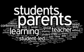Parent/Teacher/Student Conferences