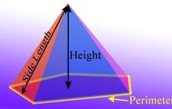 Hexagon Based Pyramid