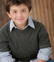 Sarah's Cast of Characters Bradley Steven Perry