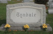 The death of Tyndale