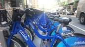 Bikes Available for use in the City