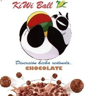 Cereal revestido con Chocolate