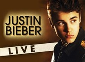 Buy Justin Bieber tickets from Bubba!