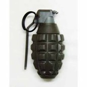 What does the Fragmentation Grenade Do?