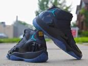 Nike Air Jordan Retro 11 Gamma Blue Black Varsity Maize 378037-006 8-13 5 3 bred