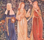 Clotho & her sisters