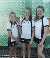 Summer Tennis Success