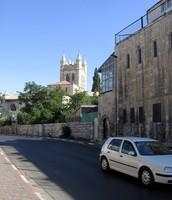 רחוב צלאח א-דין בירושלים