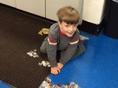 Sorting Our 100 Things!