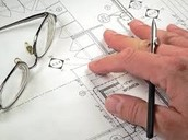 Drawing blueprints