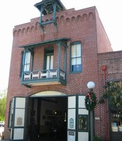 Old Plaza Fire Station
