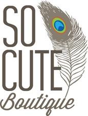 SO CUTE BOUTIQUE, LLC