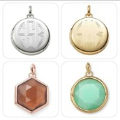 Engravable Lockets! Available in Gold, Silver and other options too!