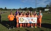 Cookeville Rotary Classic - 02 Girls (Finalist)