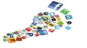 What are digital footprints?