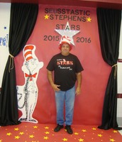 Staff of the Month - Efren Dominguez