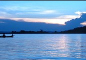 See the great Lake Victoria