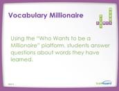 Millionaire rules