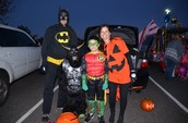 Home & School Organizes First Trunk-or-Treat Event