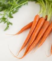 las zanahorias