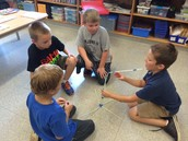 Team Building Creativity!