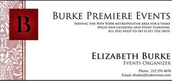 We are Burke Premiere Events