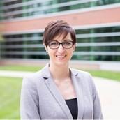 Sarah Gretter, moderator
