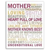 """All that I am and ever hope to be I owe to my mother""– Abraham Lincoln"