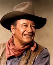 John Wayne Birth and Death.