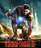 Geležinis žmogus 3/Iron Man 3 Blu-ray