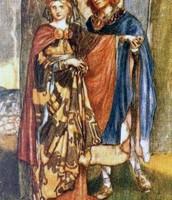 king Polybus & queen merope